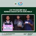LKG TPQ DAN IIBF SOLO BERBAGI HADIAH UNTUK GURU NGAJI